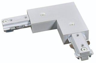三线导轨L形连接器黑/白/银灰