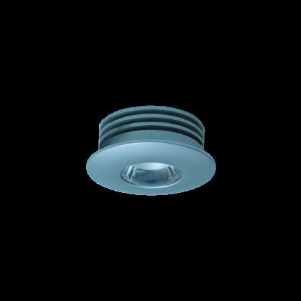 6W超薄(25MM)超廣角(80°)固定展柜專用燈Ra90/3000K