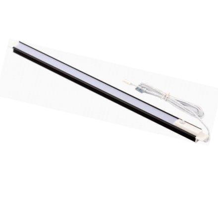 LED嵌入式櫥衣柜燈儲物柜衣帽間長度可定制手掃感應4W