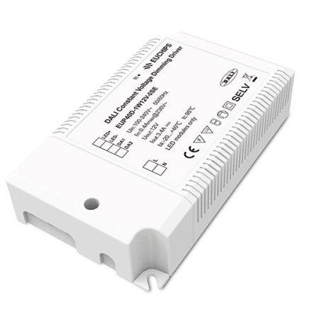 DALI 恒壓調光驅動器40W  12V  0.22kg