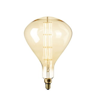 悉尼实验室 直灯丝 8W 氛围灯 金色/钛色 E27/2200k