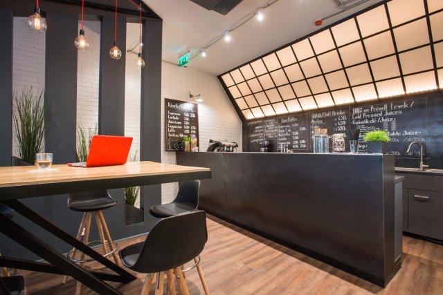 COFFICE 多功能办公休闲空间 | 咖啡厅、办公空间和酒吧合三为一