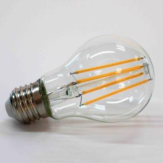 LED透明7w直灯丝灯E27接口2700k/806lm