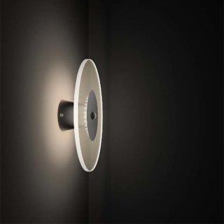 莹亮简约圆形透明壁灯 壁面安装 3w/6w 3000k/4000k 160° 家居商业酒店