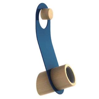 CALEX现代家居商业简约风金属木质壁灯配件复古蓝