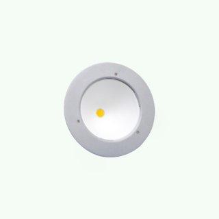 高空间照明商业照明大功率筒灯45W/60W黑/白/银3000K-5000K办公商业