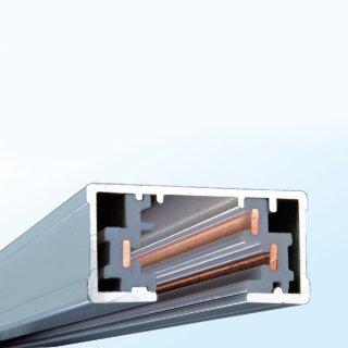 3线单回路路轨  A类(含轨道,双尾盖)100cm-400cm 黑/白