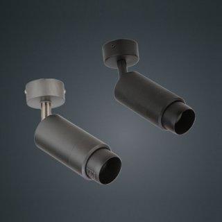 高显直筒调焦灯伸缩可调焦15-60°15W吸顶式/导轨式安装3000K/4000K/6000K家居办公商业