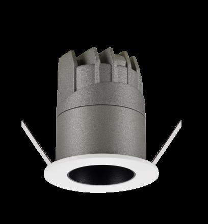 MINI系列开孔30mm嵌入射灯3W/15°/3000K/Ra90